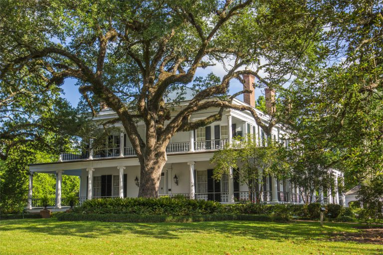 Natchez Mississippi home