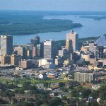 Memphis, TN Skyline