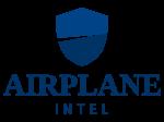 Airplane Intel Logo
