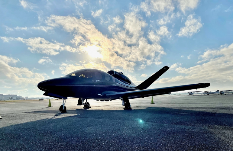 Verijet Vision Jet