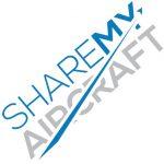 share my aircraft logo
